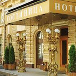 Гостиницы Королева