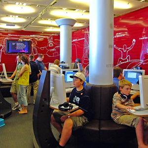 Интернет-кафе Королева