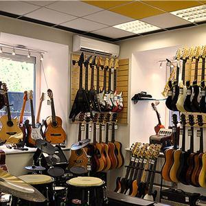 Музыкальные магазины Королева