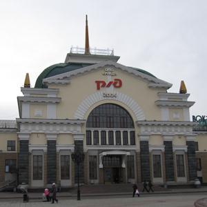 Железнодорожные вокзалы Королева